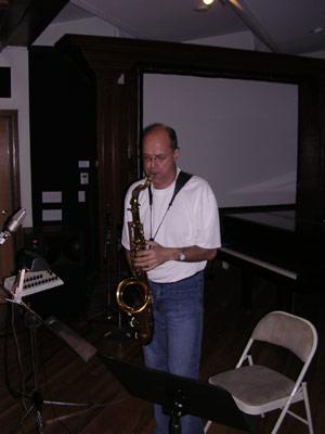 bob sheppard can play the saxophone