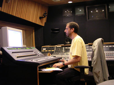 rich breen- he made this record sound FANTASTIC!