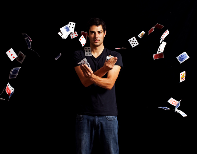 Liam Power/Magical Entertainer  - Liam is not only an incredibly talented magician but he is also a great entertainer and really can lighten a room with his charm and personality.