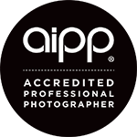 Jazzy Photography is accredited with the AIPP. Click the image to find out about accredited photographers.