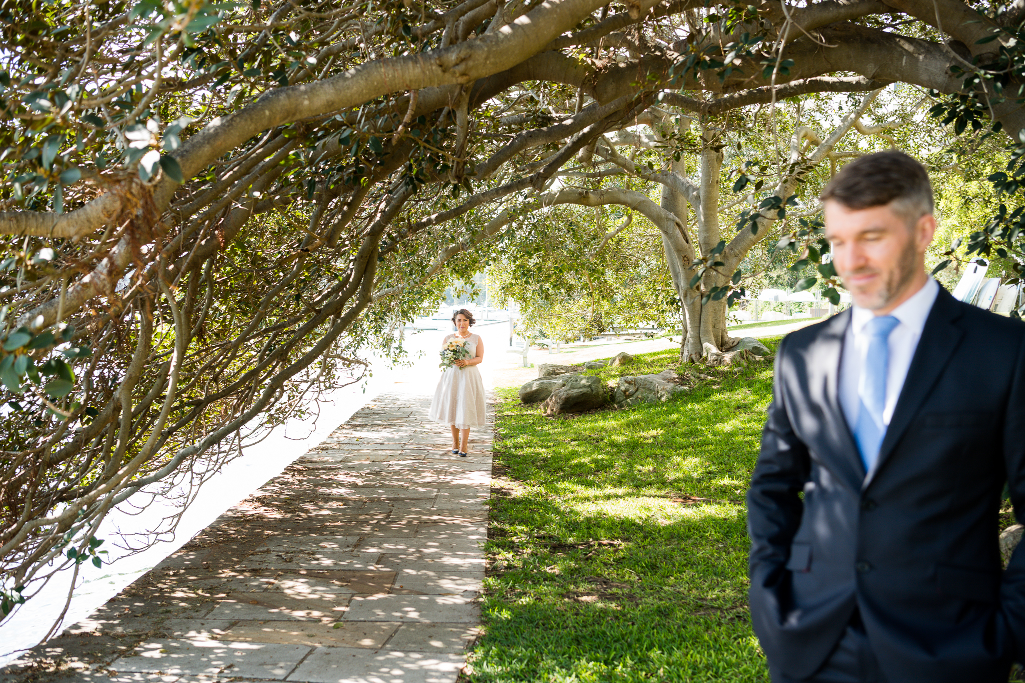 Cockatoo Island Wedding Photography 1