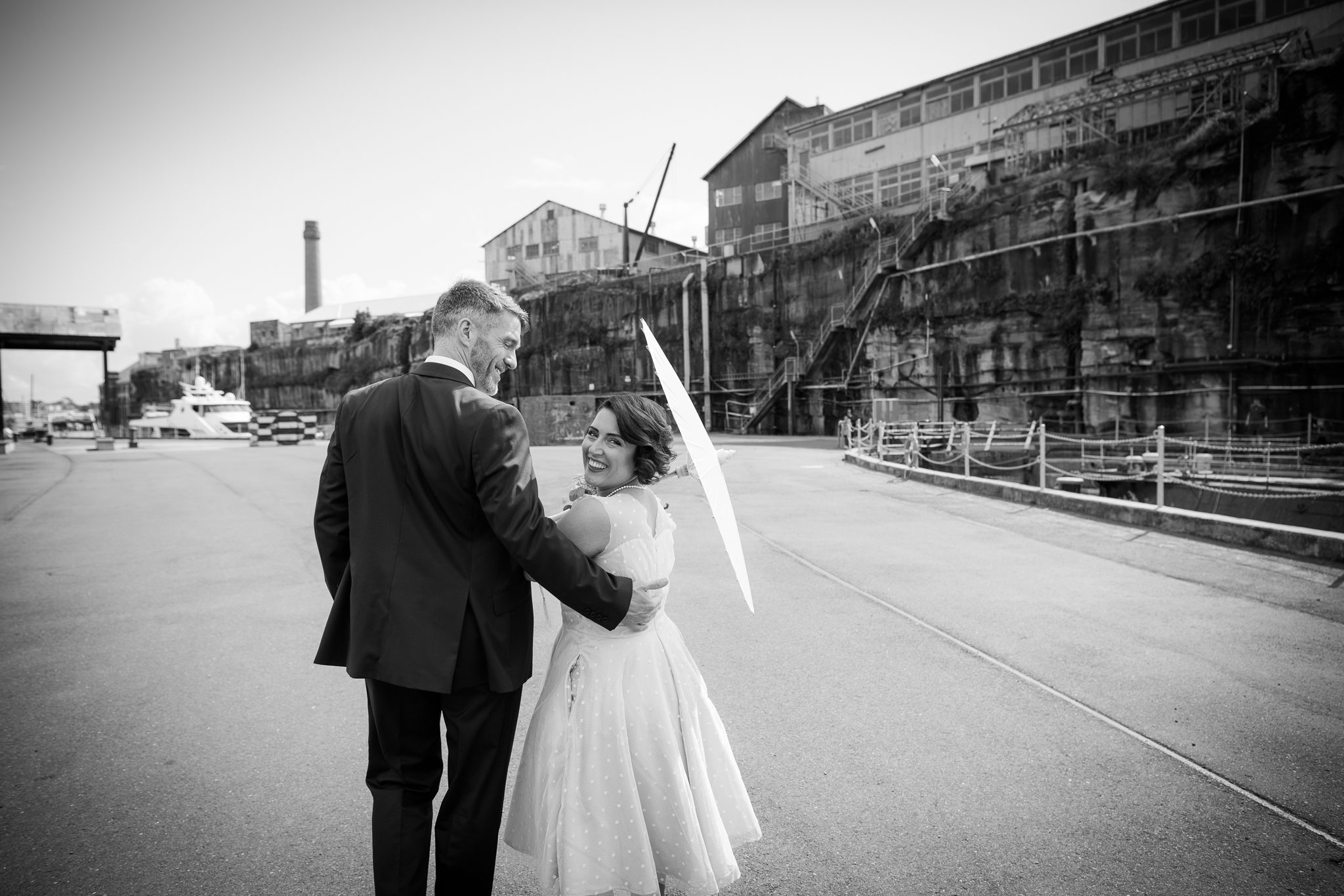Cockatoo Island Wedding Photography 5