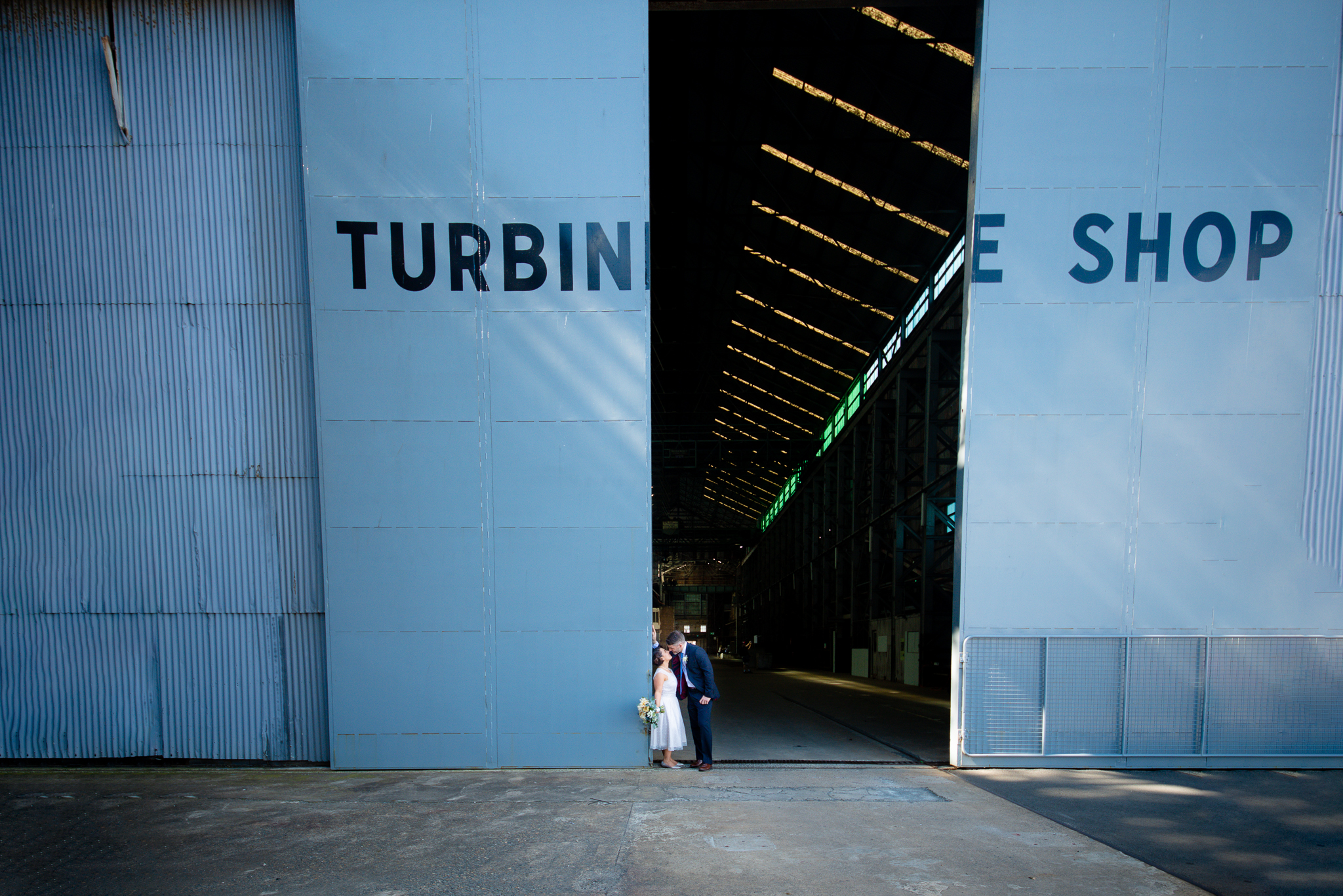 Cockatoo Island Wedding Photography 10