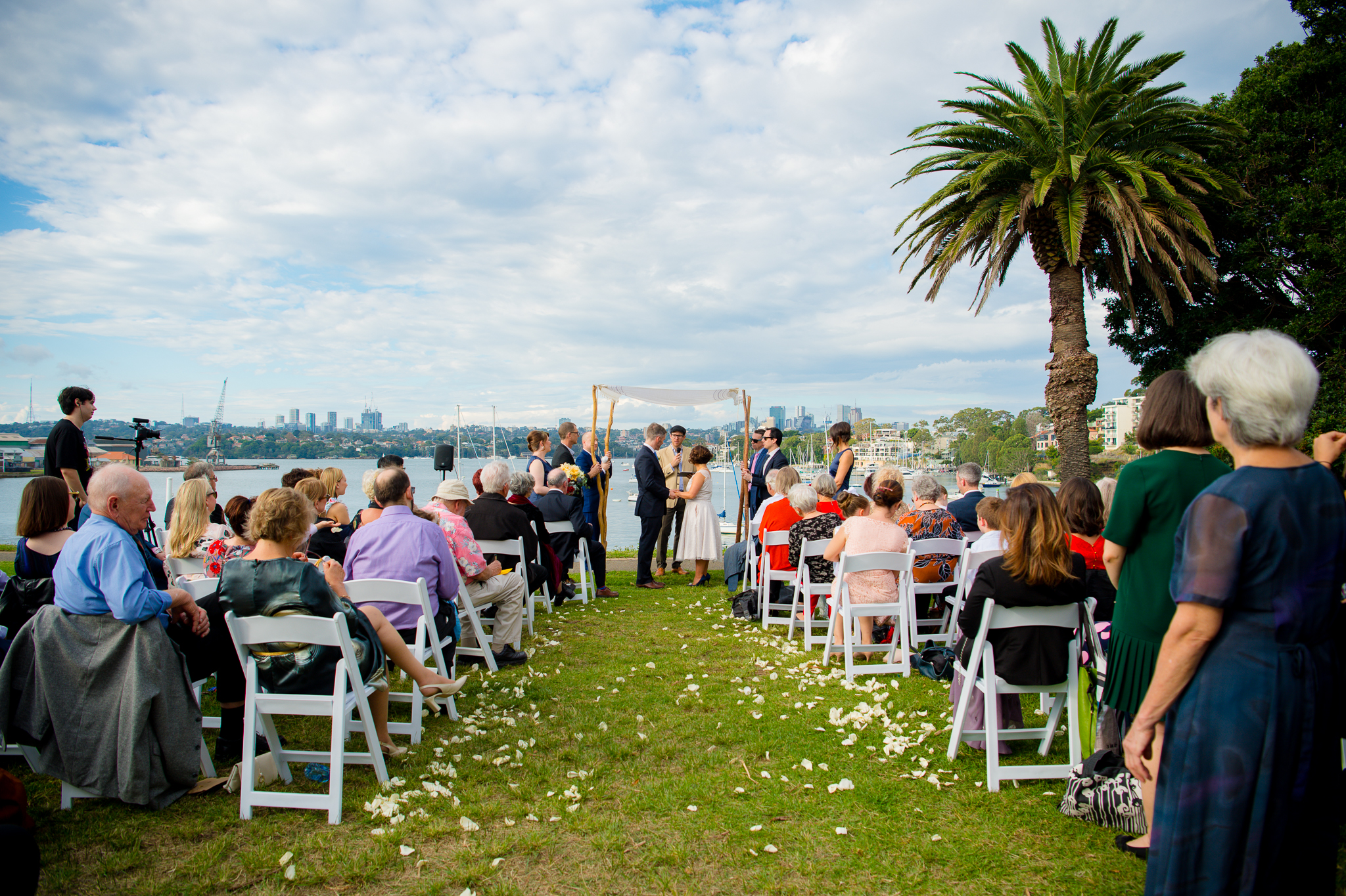 Cockatoo Island Wedding Photography-12
