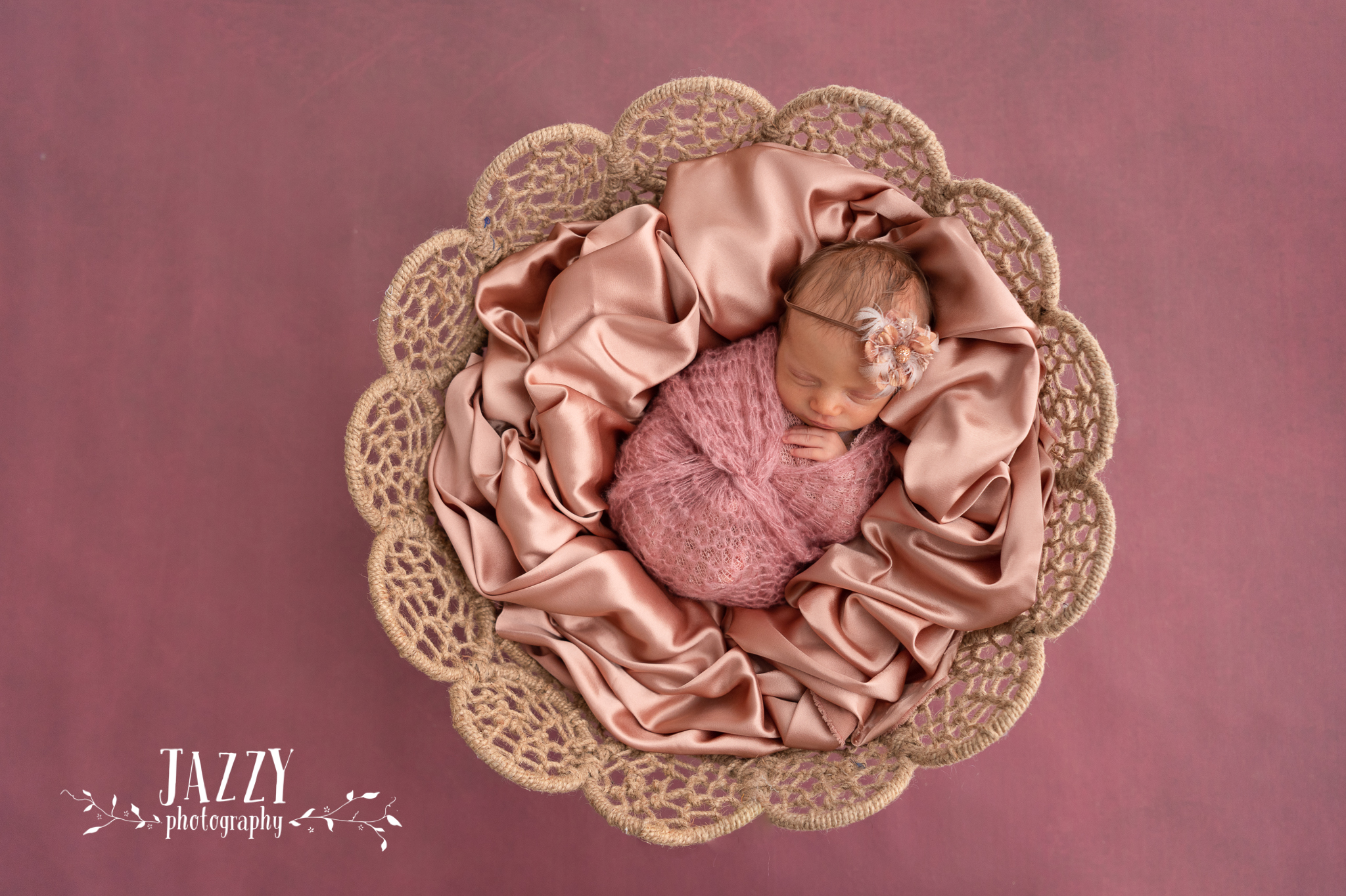 Studio/posed newborn session is directed and planned l Newborn Photographer Sydney