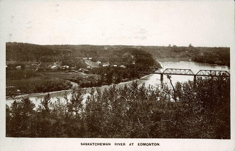 Saskatchewan River at Edmonton
