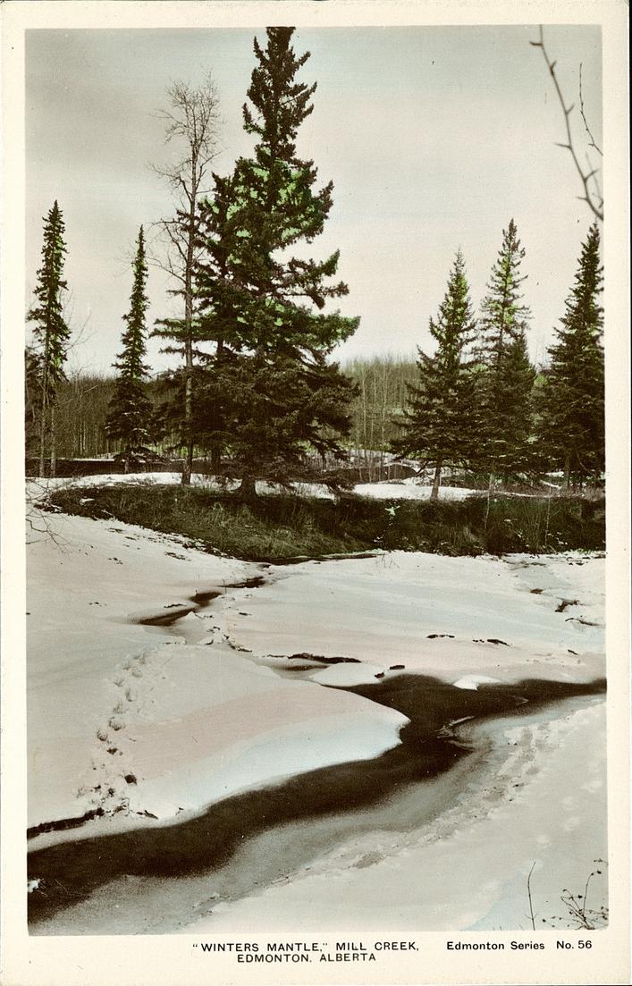 Winters Mantle