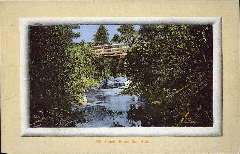 Mill Creek, Edmonton, Alta