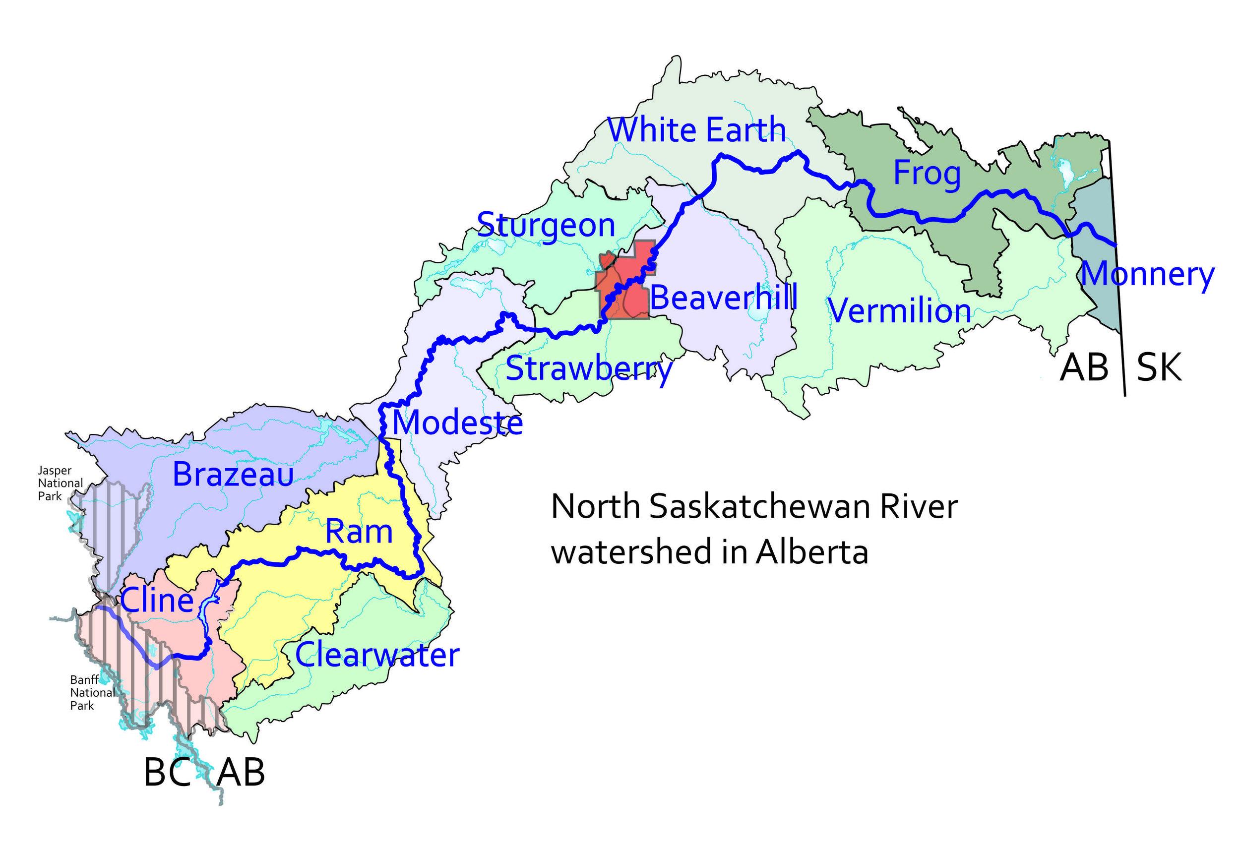 North Saskatchewan Watershed Alliance 2018