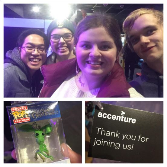 Accenture night out at the movies.JPG