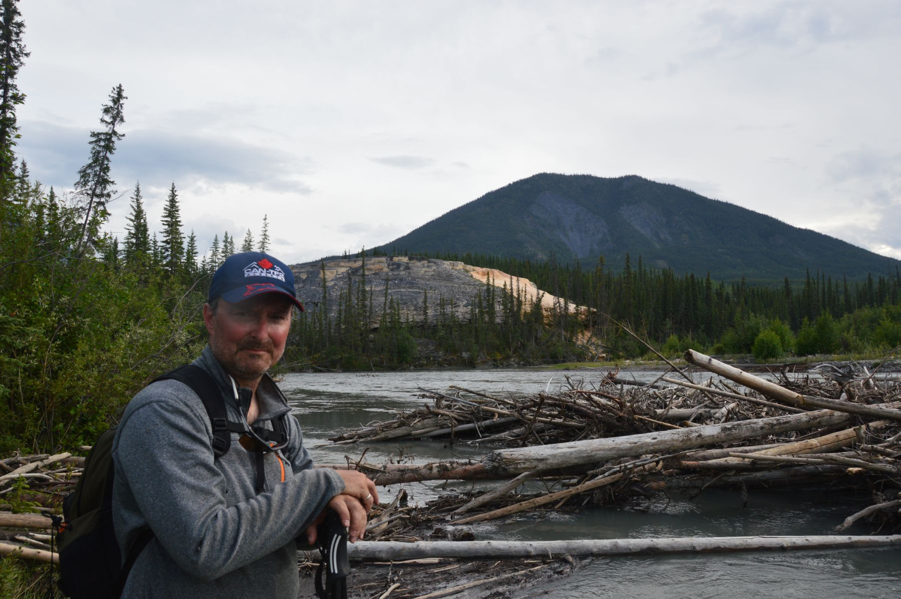 As a GIS Ambassador, David Parry wants to share his love of nature with his interest in mapping with teachers and students in Edmonton.