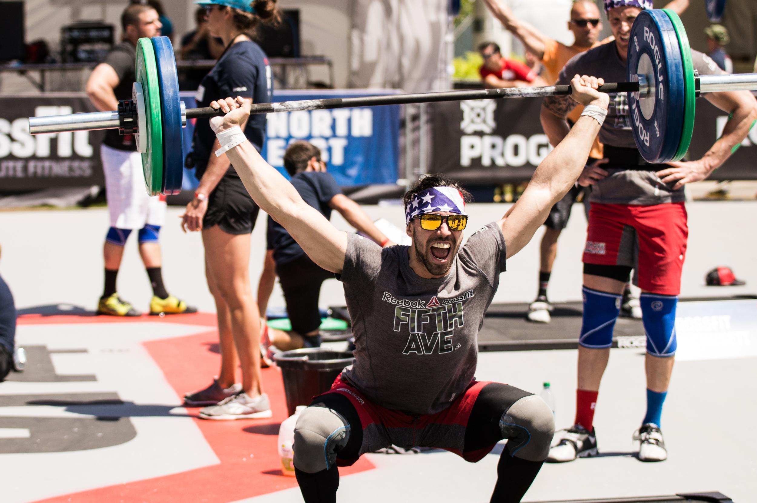 Reebok CrossFit 5th Avenue - NYC