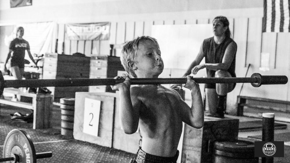 Little Warrior WOD - Port City CrossFit 2016