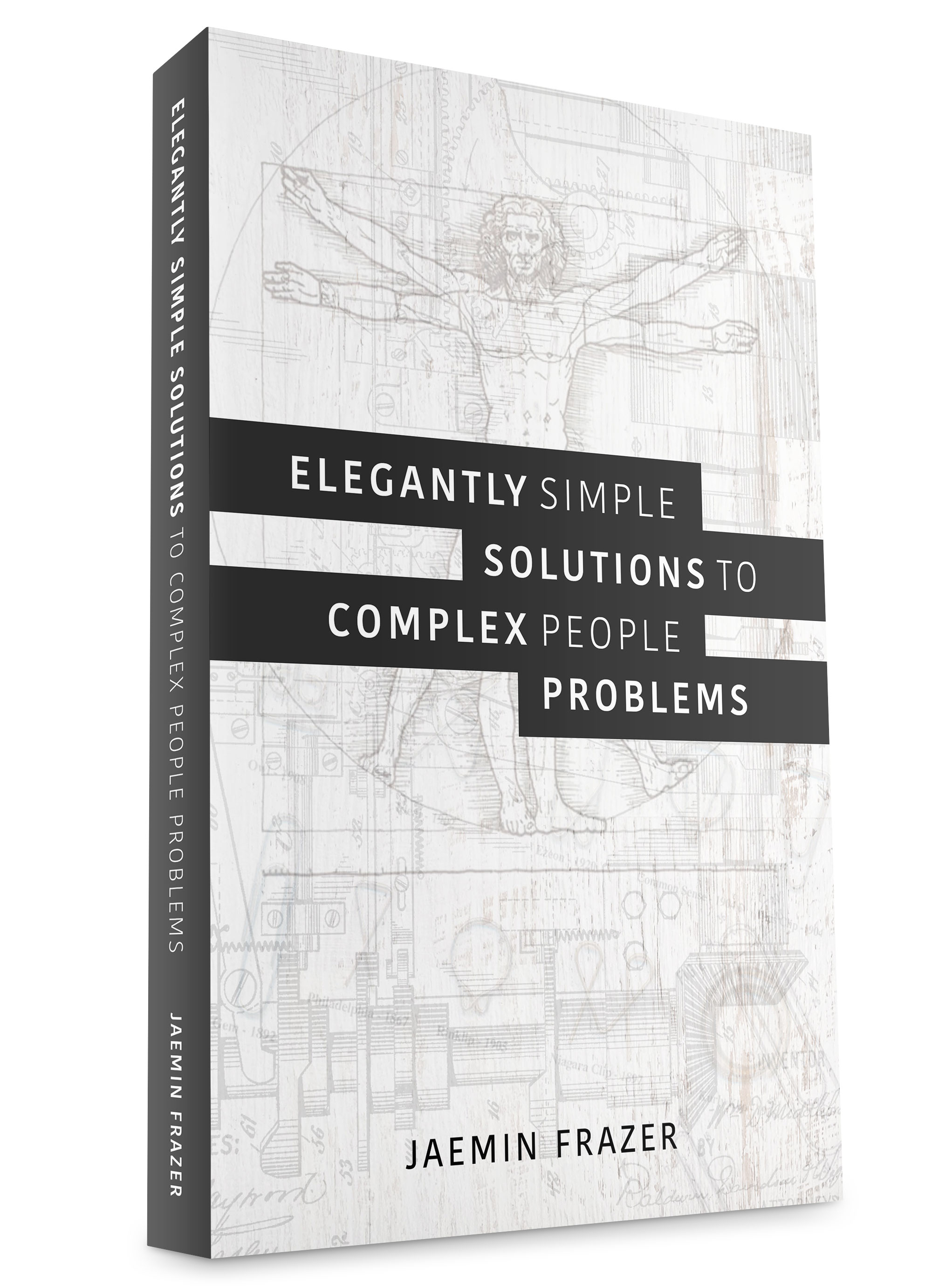 Elegantly Simple Solutions to Complex People Problems   Paperback $20.00 + postage