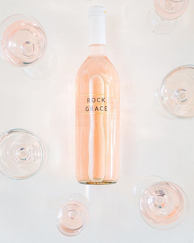 @kristawelchphoto and I could have styled and photographed @rockgrace_ all day! Such a beautiful bottle, tone and branding. #raiseyourvibe #crystalenergy #adaptogens #rockgrace #crystal #alcoholfree #sugarfree #caloriefree #healing