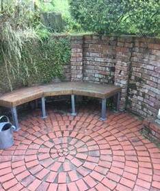 Old patio