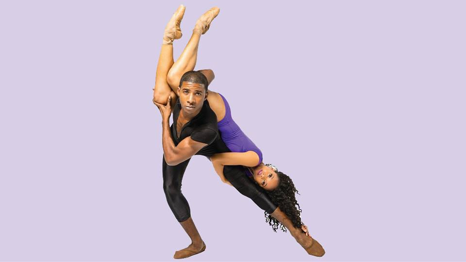 Collage Dance Collective, photo courtesy the Ogden Symphony Ballet Association.