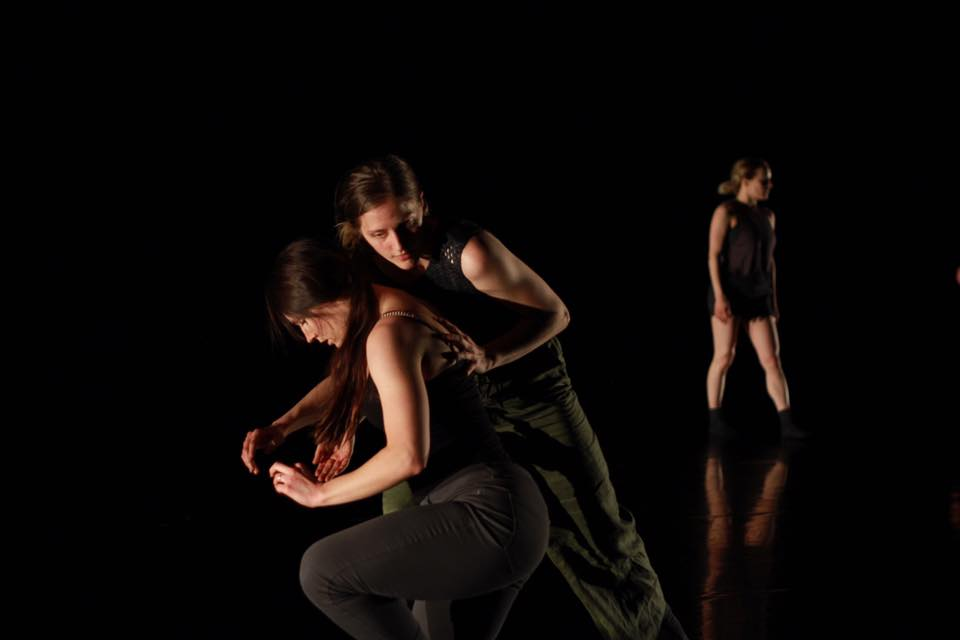 Dancers of SALT in Spring Concert. Photo by Jason Fullmer.