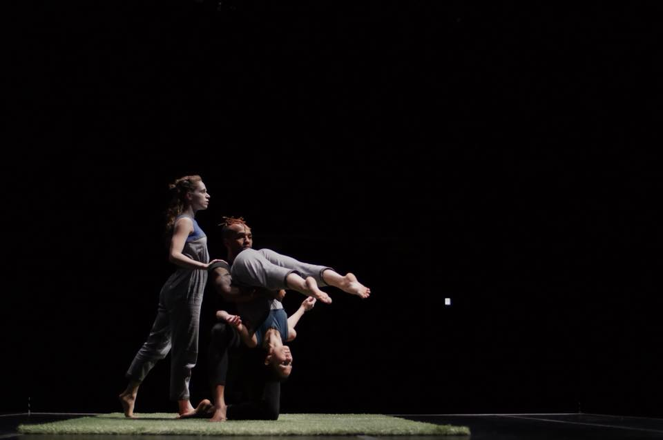 Ririe-Woodbury Dance Company in Daniel Charon's  Return .