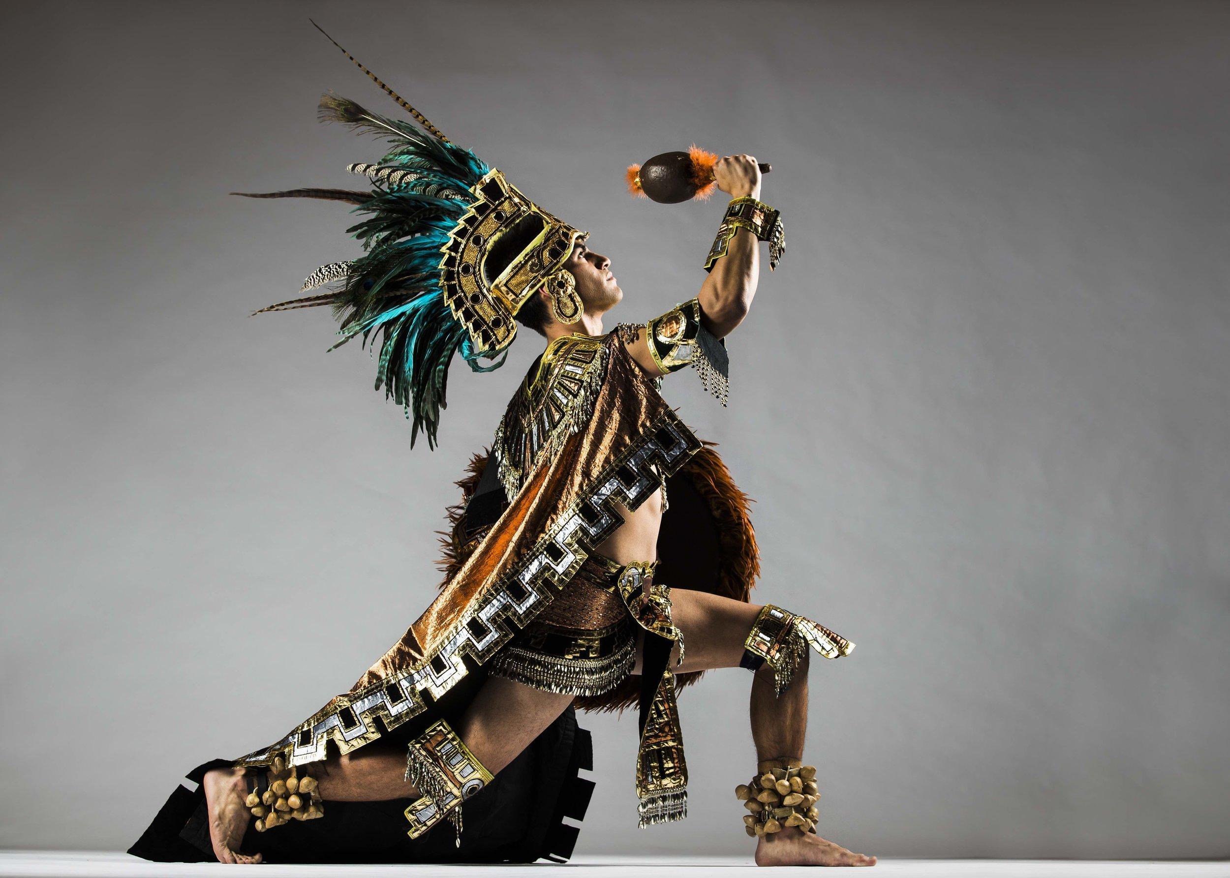 Press photo of Living Legends courtesy of Ogden Symphony Ballet Association.