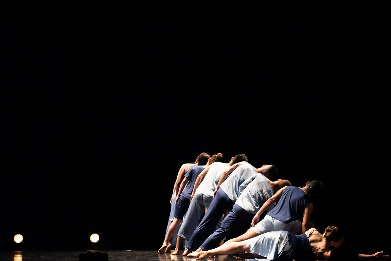"RDT in ""I give myself"" by Bryn Cohn. Photo by Sharon Kain."