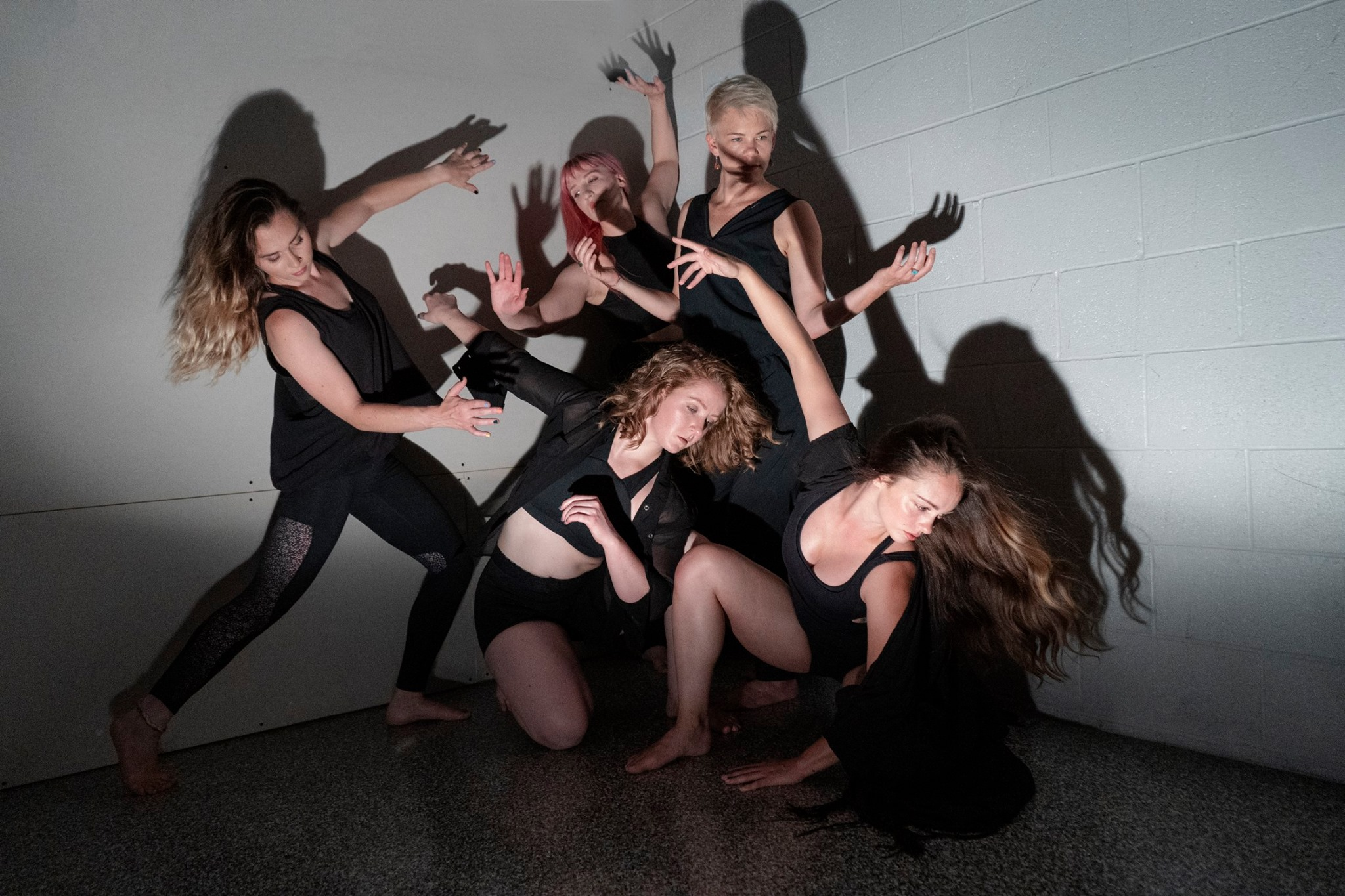 A promotional image of Myriad Dance for  Penumbra . Photo courtesy of Myriad Dance.