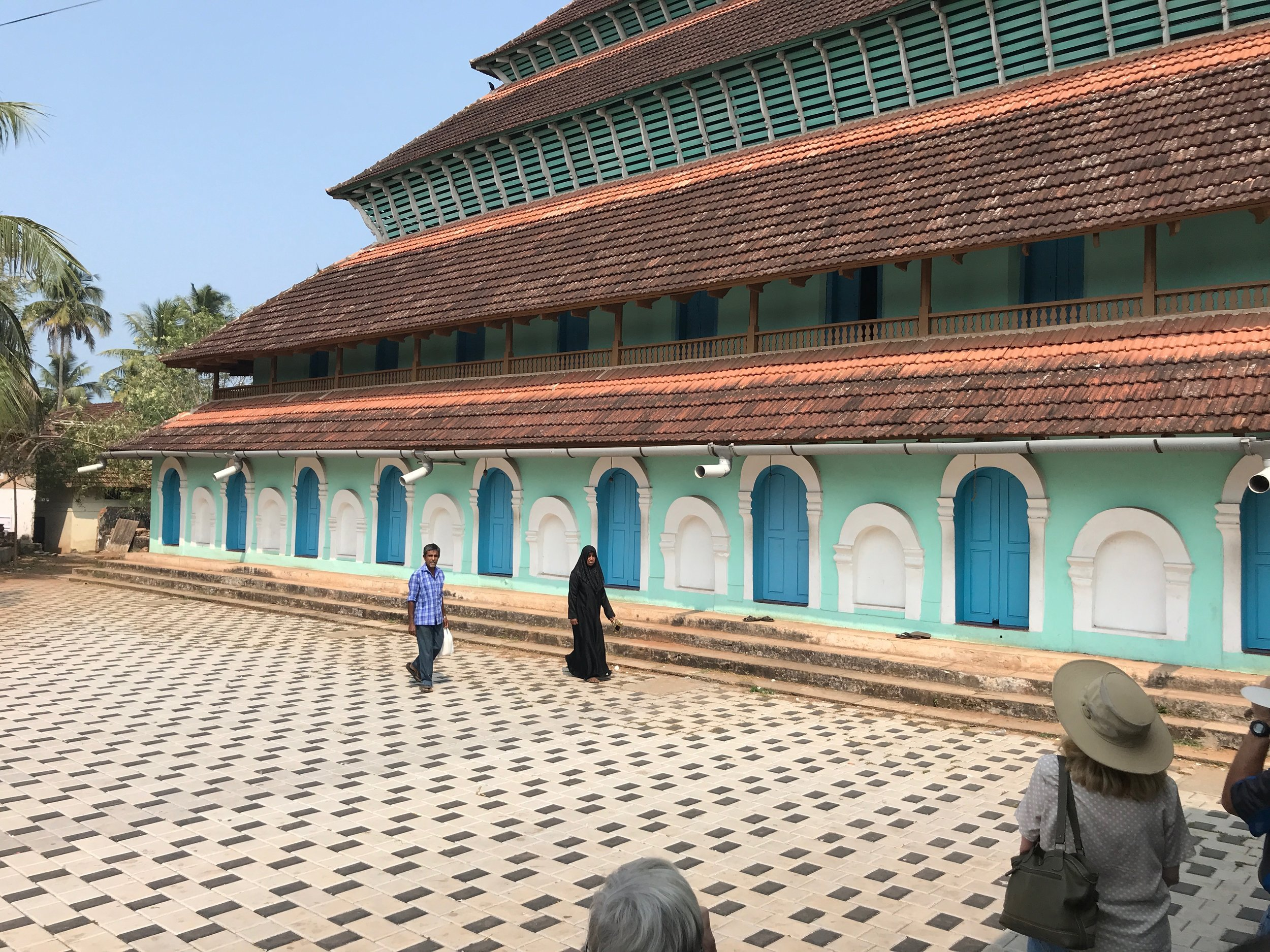 Ibn Battuta visited this mosque in Calicut (Kozhikode), a busy port on India's Malabar coast, early in 1342.
