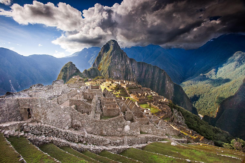 """""""Machu Picchu"""", Ancient Ruins near Cuzco Peru"""