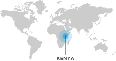 aid and relief work in Africa