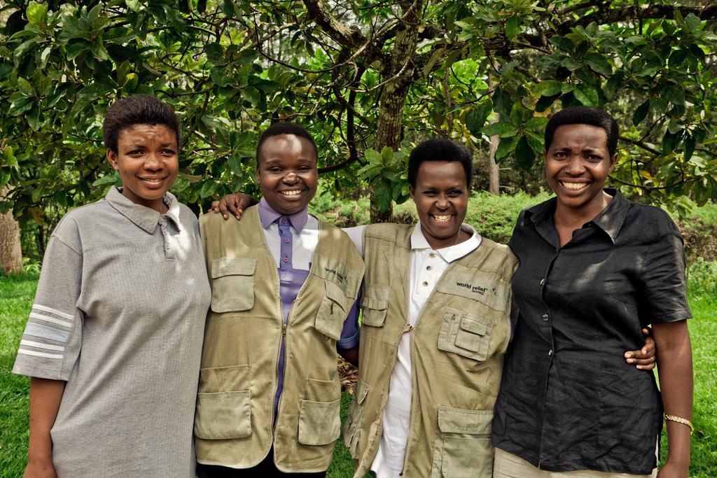 World Relief Burundi Health Promoters
