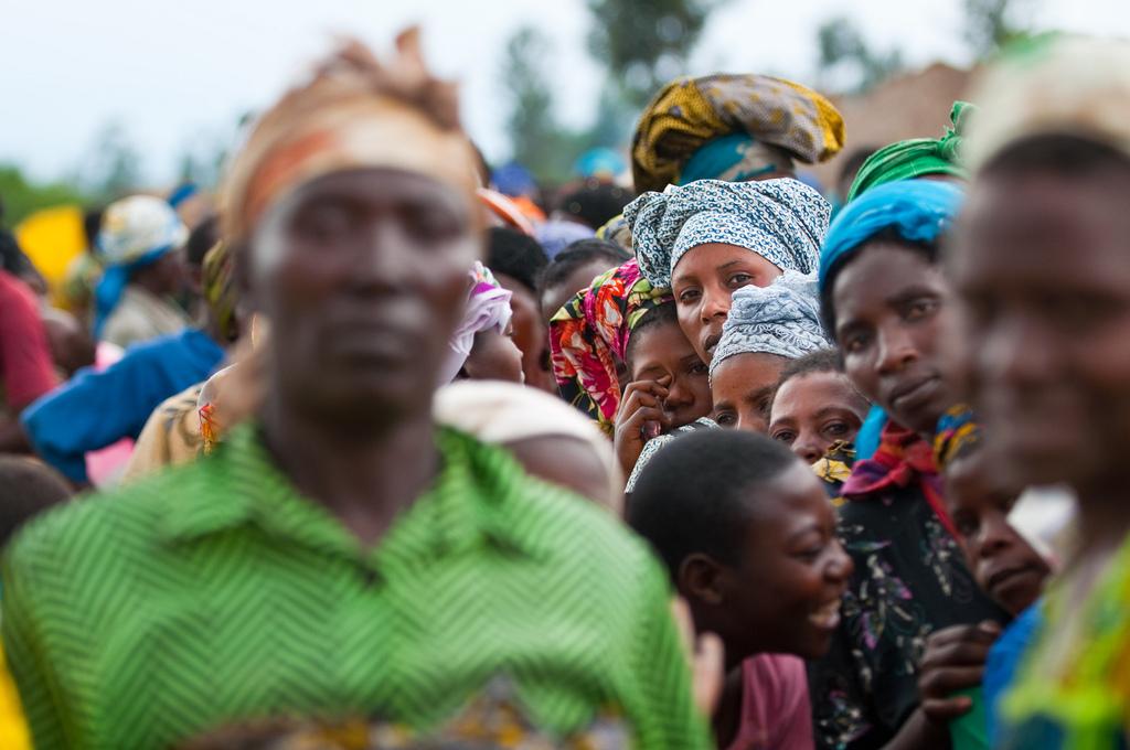 Women in Congo, North Kivu