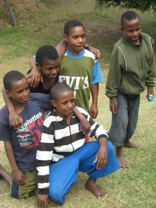 papua boys