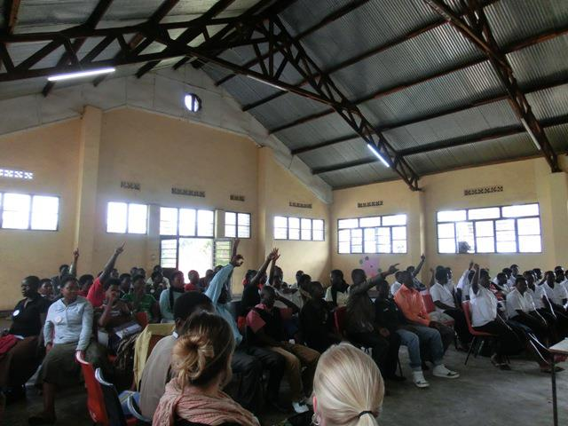 rwanda session