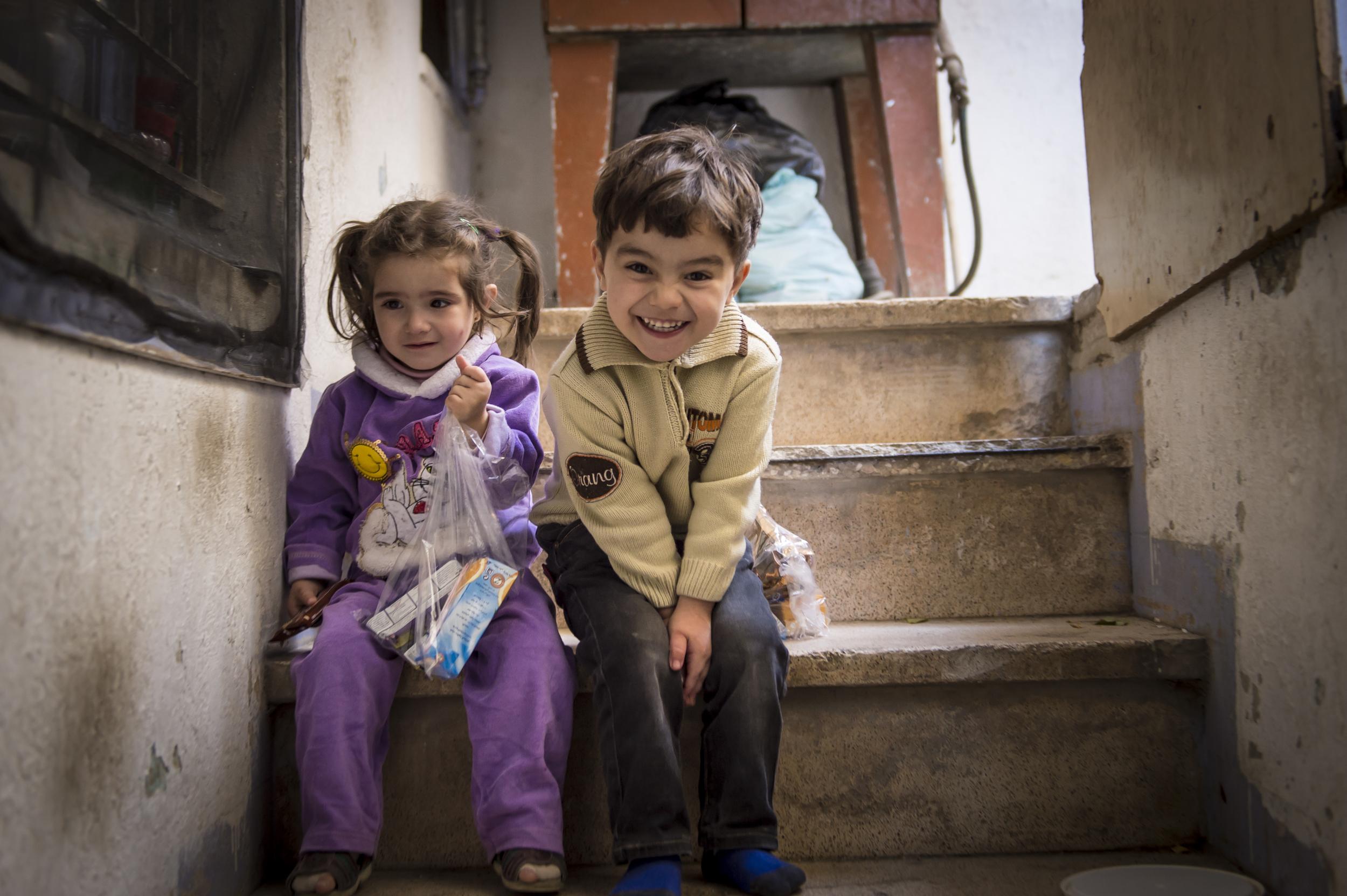 World Relief Jordan, October 7-8, 2013- Sean Sheridan Photographs