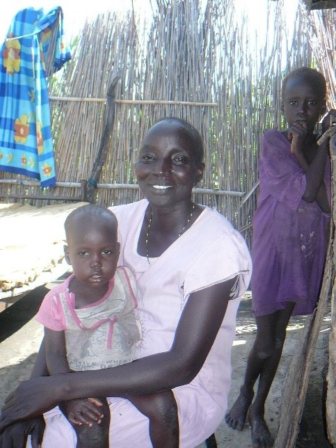 Rebecca from South Sudan_WFD