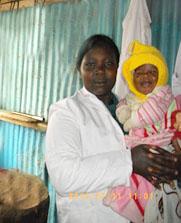 Feb 11 blog_cropped pic of Beatrice in Kenya