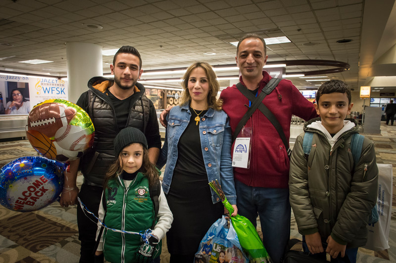 welcoming refugees in Nashville