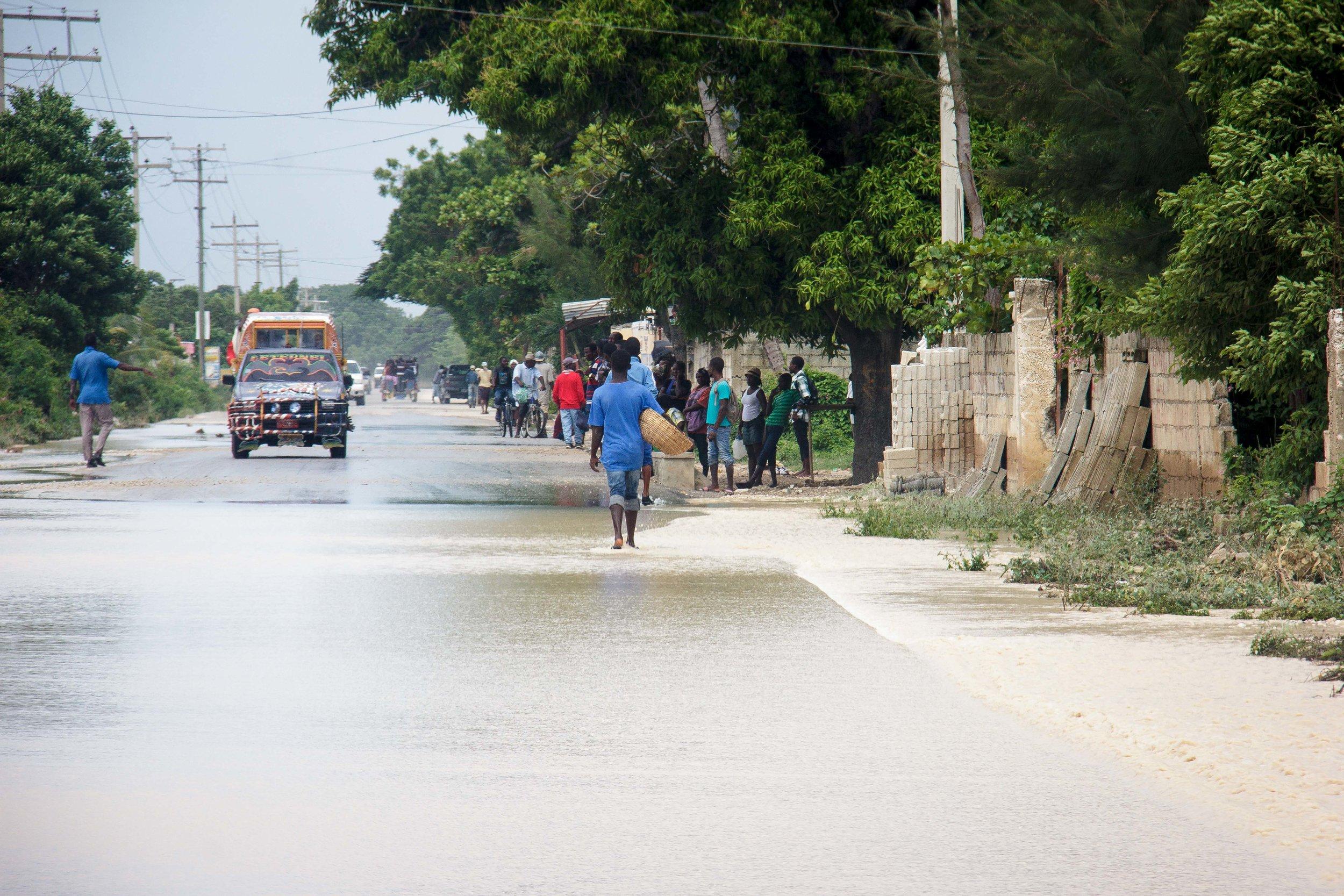Haiti Relief Update | Hurricane Matthew in Haiti