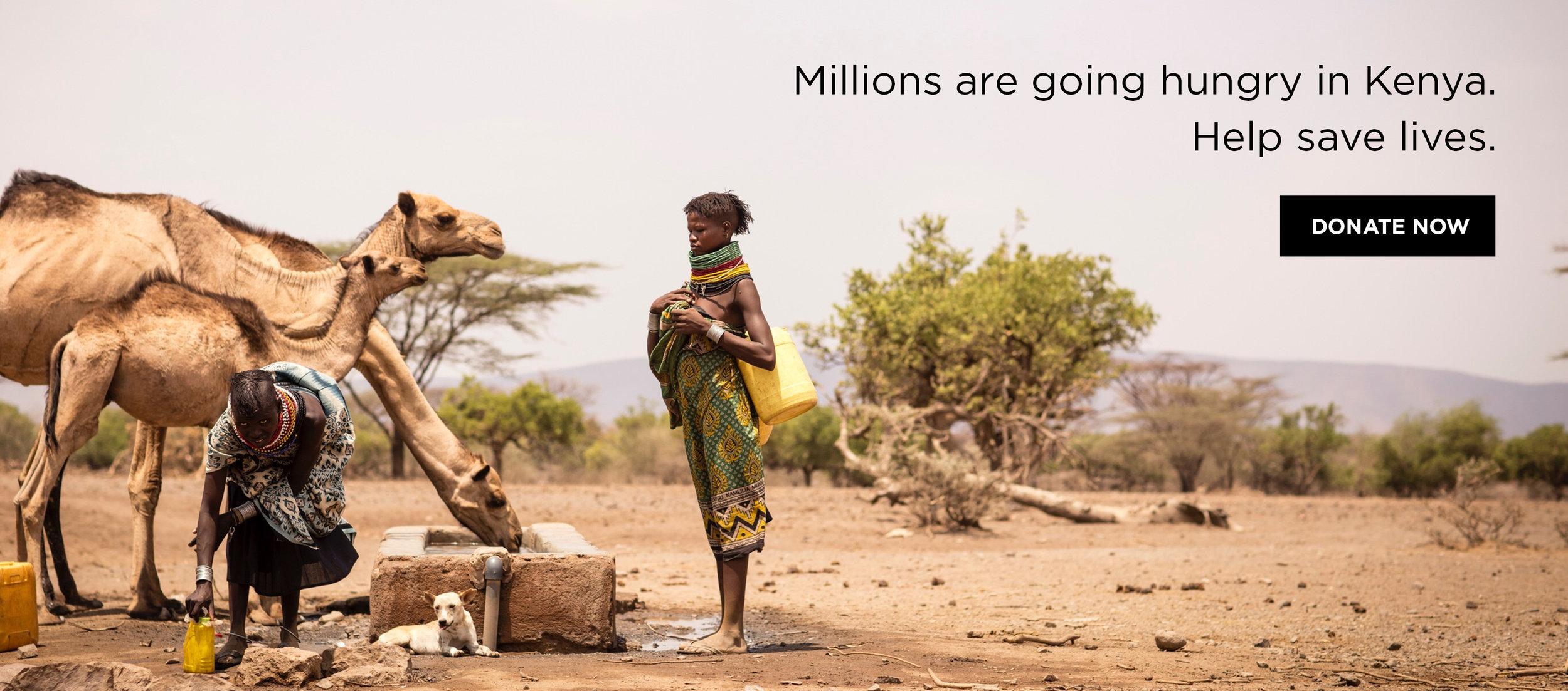 Turkana Kenya Food Crisis Relief Response