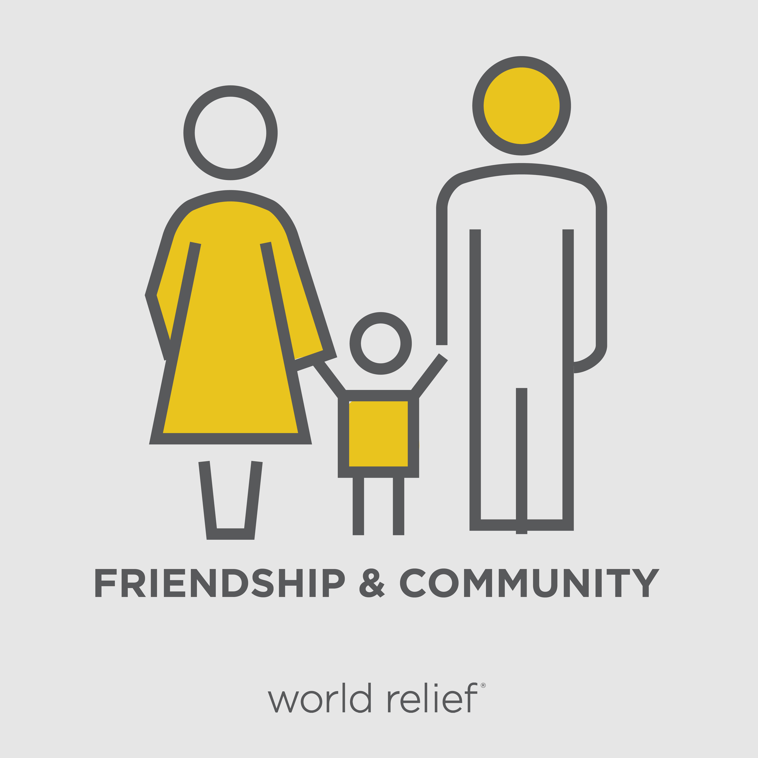 You helped us partner with local churches, families and communities to create long-term support systems for newly arrived refugees and immigrants.