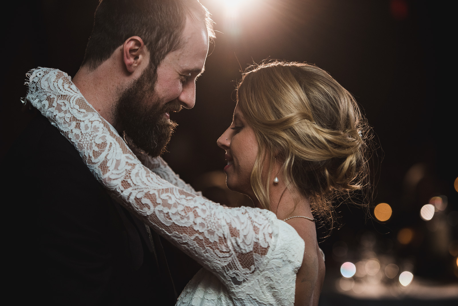 first dance in the ballroom at nita lake lodge in whistler bc - victoria wedding photographers