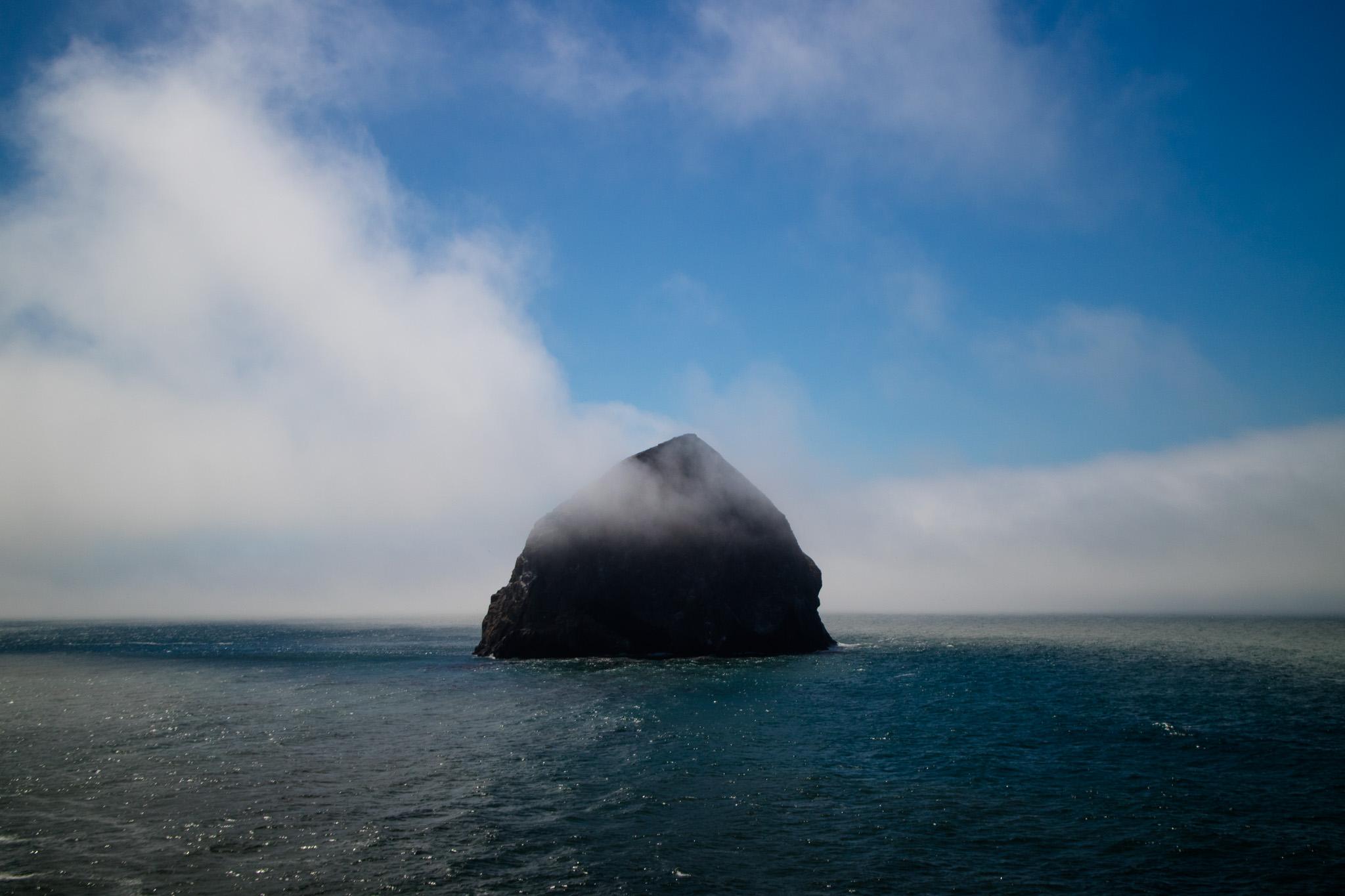 Haystack Rock, Cape Kiwanda OR