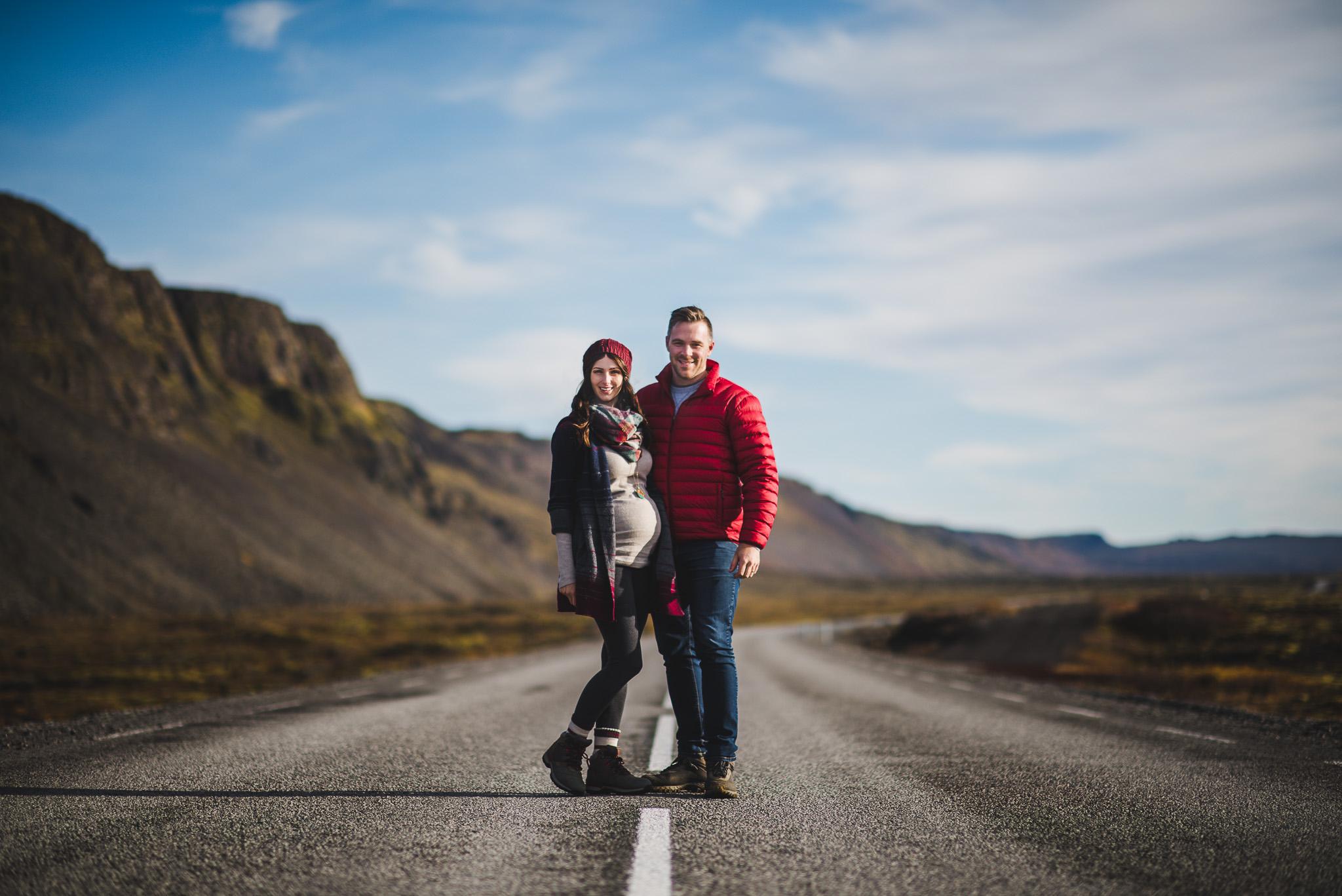Road selfies are the road-trippingest selfies!