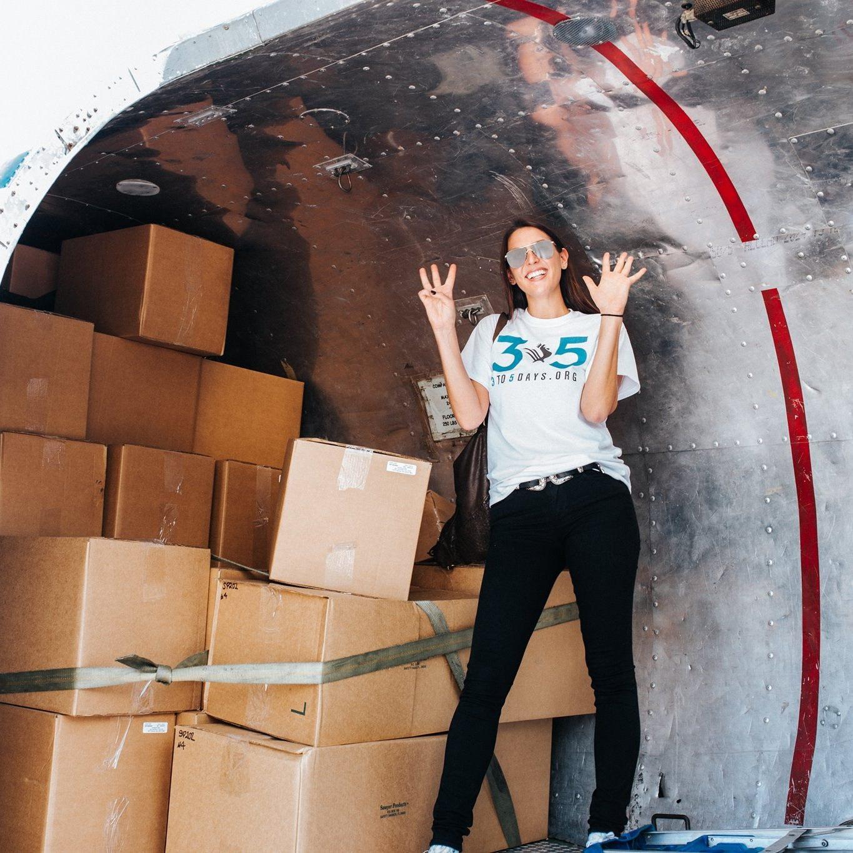 3 TO 5 DAYS Founder & Winter Park Native, Tessa Hahn
