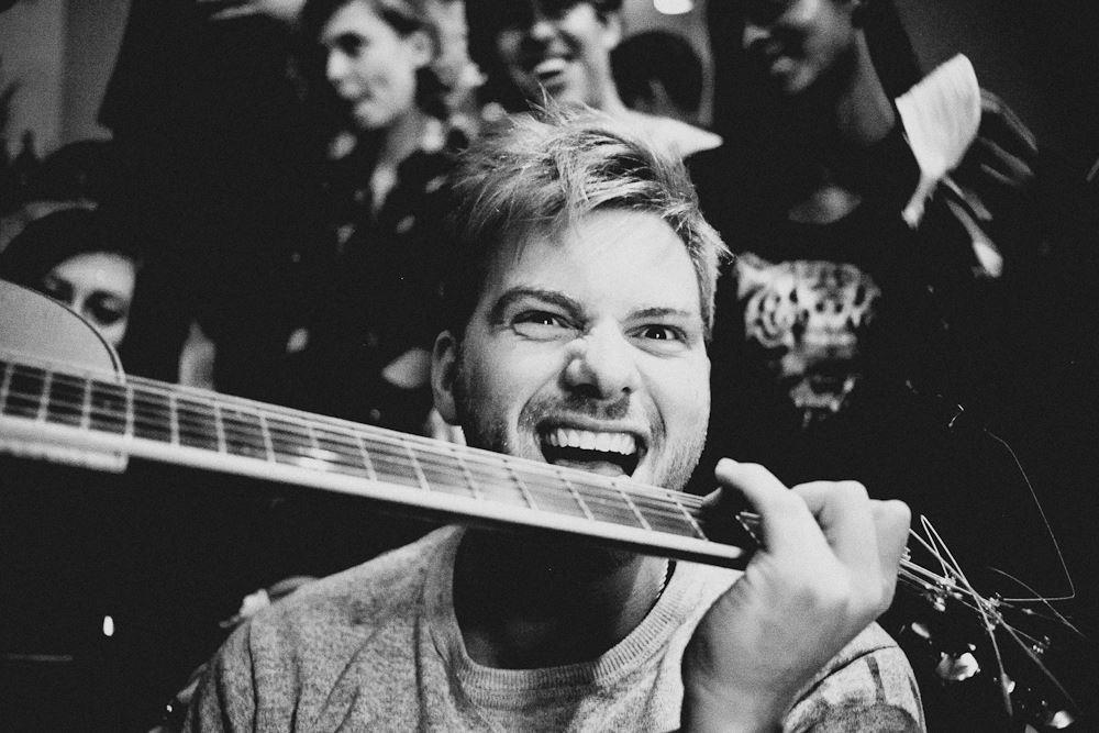 Ethan Lipsitz, performer and musician