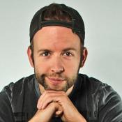 Kyle Cease, transformational comedian