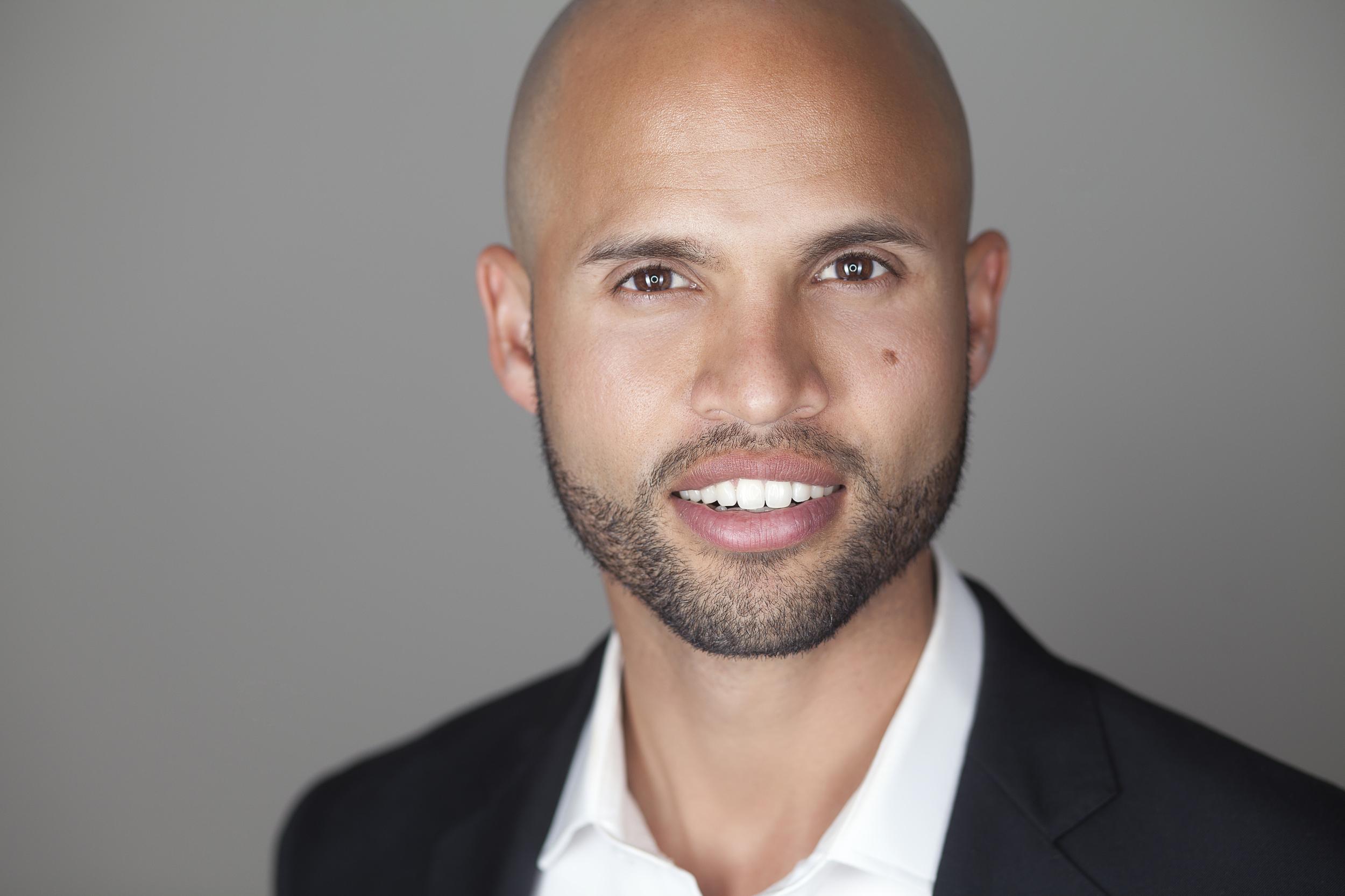 Quddus Philippe, host and speaker