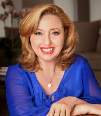 Agapi Stassinopoulos, Author and speaker