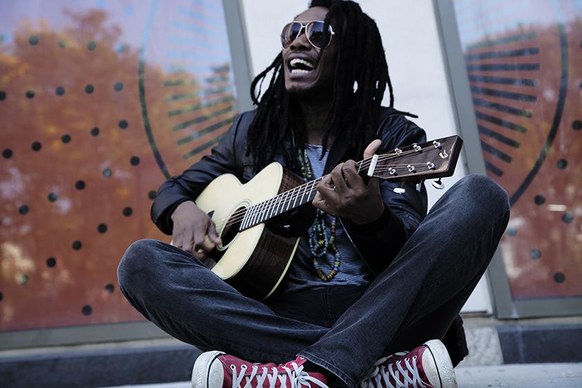 Kwame Binea, Singer-songwriter