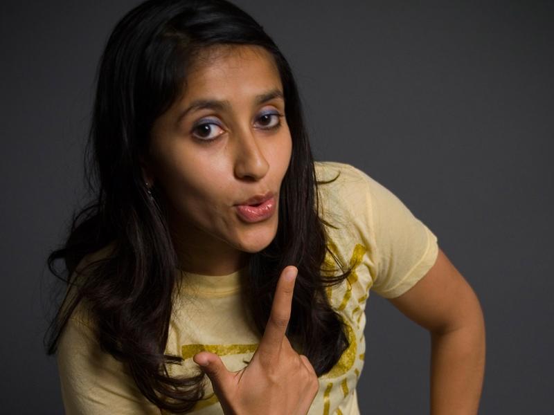 Aparna Nancherla, Comedian